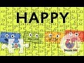 Puzzle Game For Girls Big Block Sing Song Happy - Púsluspil - Puzzle Kid