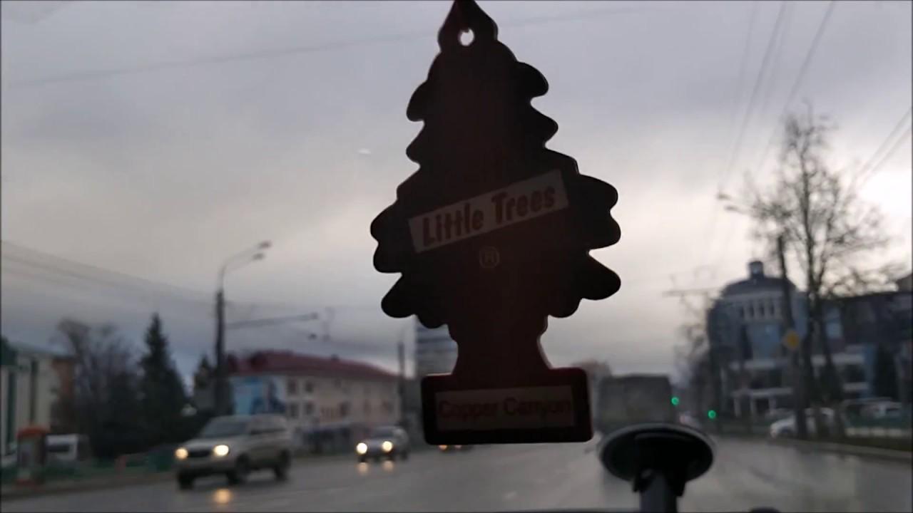 Ароматизатор в авто CAR-FRESHNER АРОМАТИЗАТОР ЁЛОЧКА