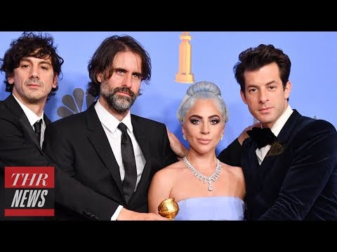 Most Popular Topics on Social Media From Golden Globes: Lady Gaga & 'Bohemian Rhapsody'  | THR News Mp3