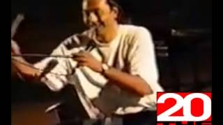 Rich Mullins Interview clip & Where You Are - 20: The Countdown Magazine, 1991