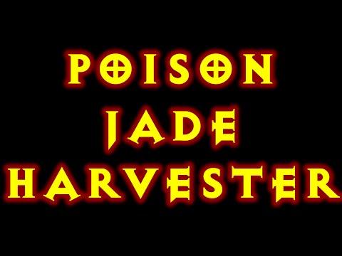 Diablo 3 Poison Jade Harvester Witch Doctor Build 2.1.2
