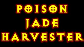 Diablo 3 Poison Jade Harvester Witch Doctor Build 2.1.2