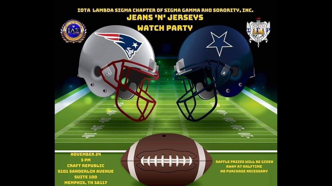 Jeans & Jerseys 2019