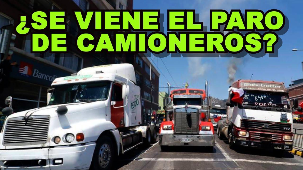 Camioneros en Estado de Alerta