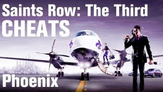 Saints Row 3 Cheats: Spawn Phoenix