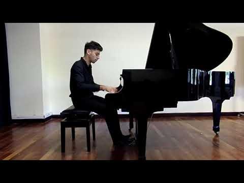 Sergei Prokofiev - 4 Piezas Op. 4 - 4. Suggestion Diabolique - Franco Broggi