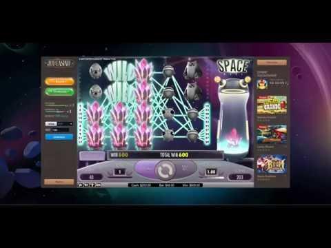 Игра в игровой автомат ДжойКазино
