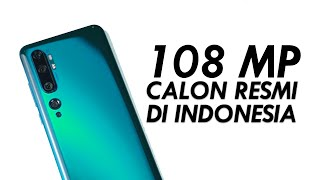 HANDS-ON XIAOMI MI NOTE 10 PRO INDONESIA!!