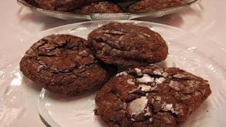 Betty's Chewy Chocolate Drop Cookies