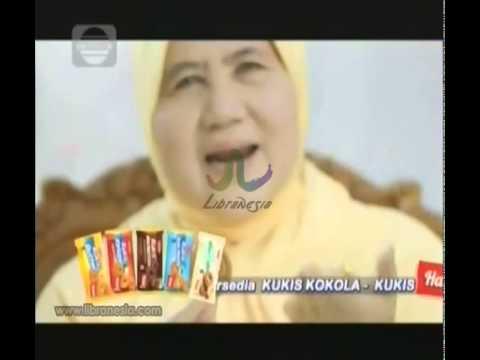 Iklan Kokola Kukis Mama Dedeh Pilih Kukis Kokola Halal Youtube