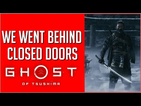 What We Learned When We Got Up Close and Personal With Ghost of Tsushima
