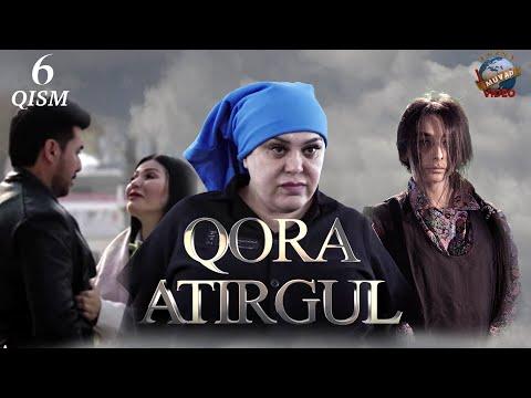 Qora Atirgul (o'zbek Serial) 6-qism | Кора атиргул (узбек сериал) 6-кисм