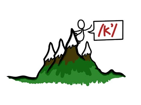 Do Mountains Alter Speech?   Conlang