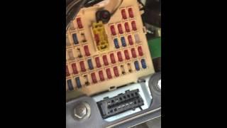 видео Предохранители и реле Hyundai Accent, электрические схемы