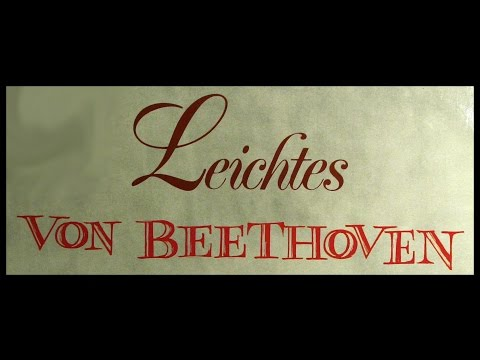 Beethoven / Jorg Demus, 1969: Six Variations On A Swiss Song In F Major, WoO 64