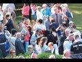 День Победы 9.05.2016. на Антакальнисском военном кладбище г.Вильнюс
