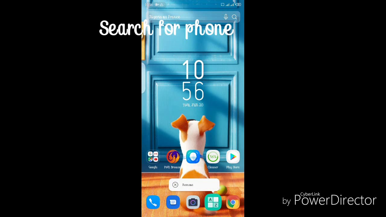 How to find the xhide app on the new infinix XOS 5 0 (Cheetah )- enjoy new  infinix xos features