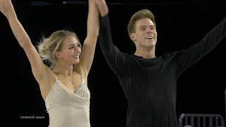 Виктория Синицына - Никита Кацалапов. Произвольный танец. Танцы. Skate Canada.
