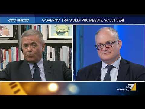 """Coronavirus, Ezio Mauro: """"Voto al governo? Sufficiente. L'Italia è stata la cavia occidentale"""""""