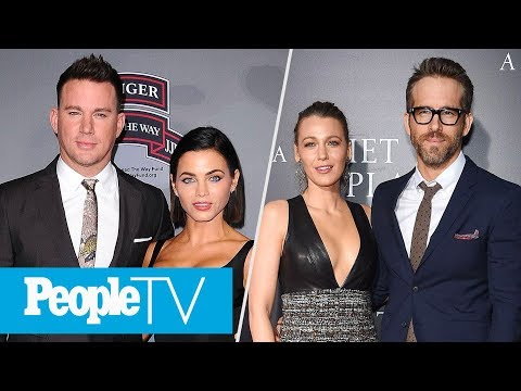 Jenna Dewan & Channing Tatum's Split, Ryan Reynolds & Blake Lively Step Out After Rumors | PeopleTV
