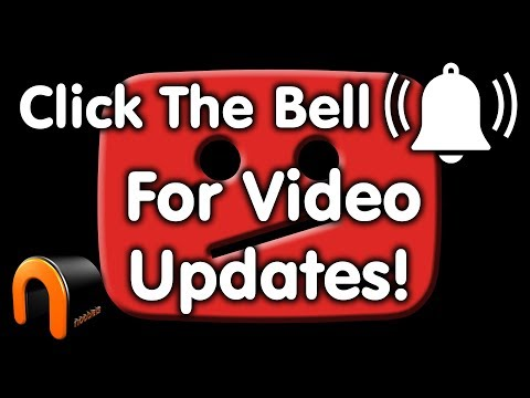 PLEASE CLICK THE BELL FOR VIDEO UPDATES! - Nooblets News