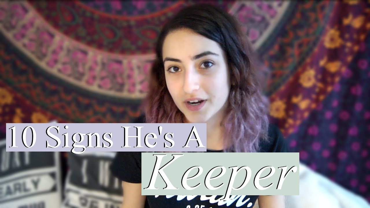 13 Signs You Re Hookup A Keeper