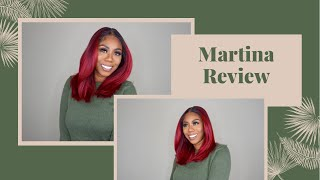 It's The Color For Me! | Outre Melted Hairline Martina Review