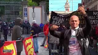 Sciopero generale, manifestazioni in tutta Italia. Allerta sicurezza per il corteo a Roma