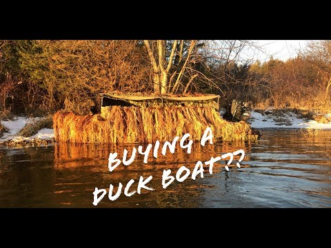 Buying A Duck Boat? Watch This FIRST!