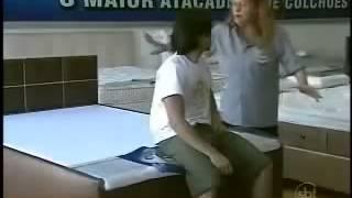 מתיחה בברזיל: מיטת מים (מצחיק בטירוף)