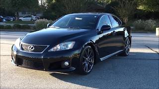 2008 Lexus ISF In Depth Review and Feature Tutorial