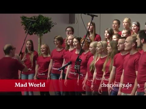Choriosity sings Wise Guys - Mad World A...