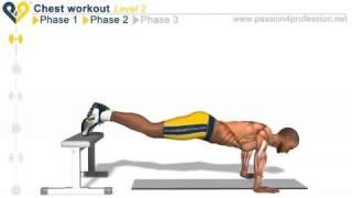 Как правильно качать Грудь(В этом видео показано как качать грудные мышцы., 2013-04-28T15:49:34.000Z)