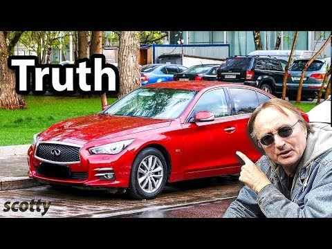 The Truth About Buying a Used Infiniti Car