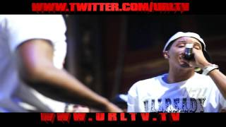 SMACK/ URL Presents Hitman Holla vs Hollow Da Don