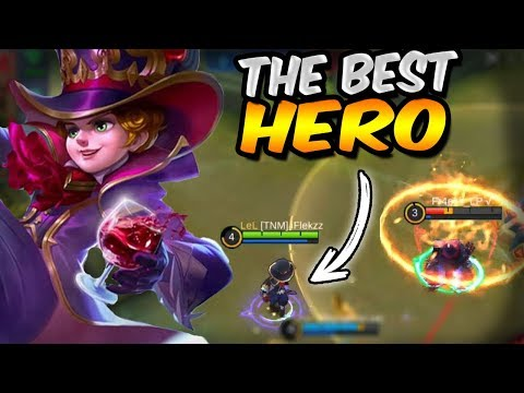 THE BEST HERO IN THE GAME! HARLEY MOBILE LEGENDS