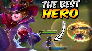 THE BEST HERO IN THE GAME HARLEY MOBILE LEGENDS