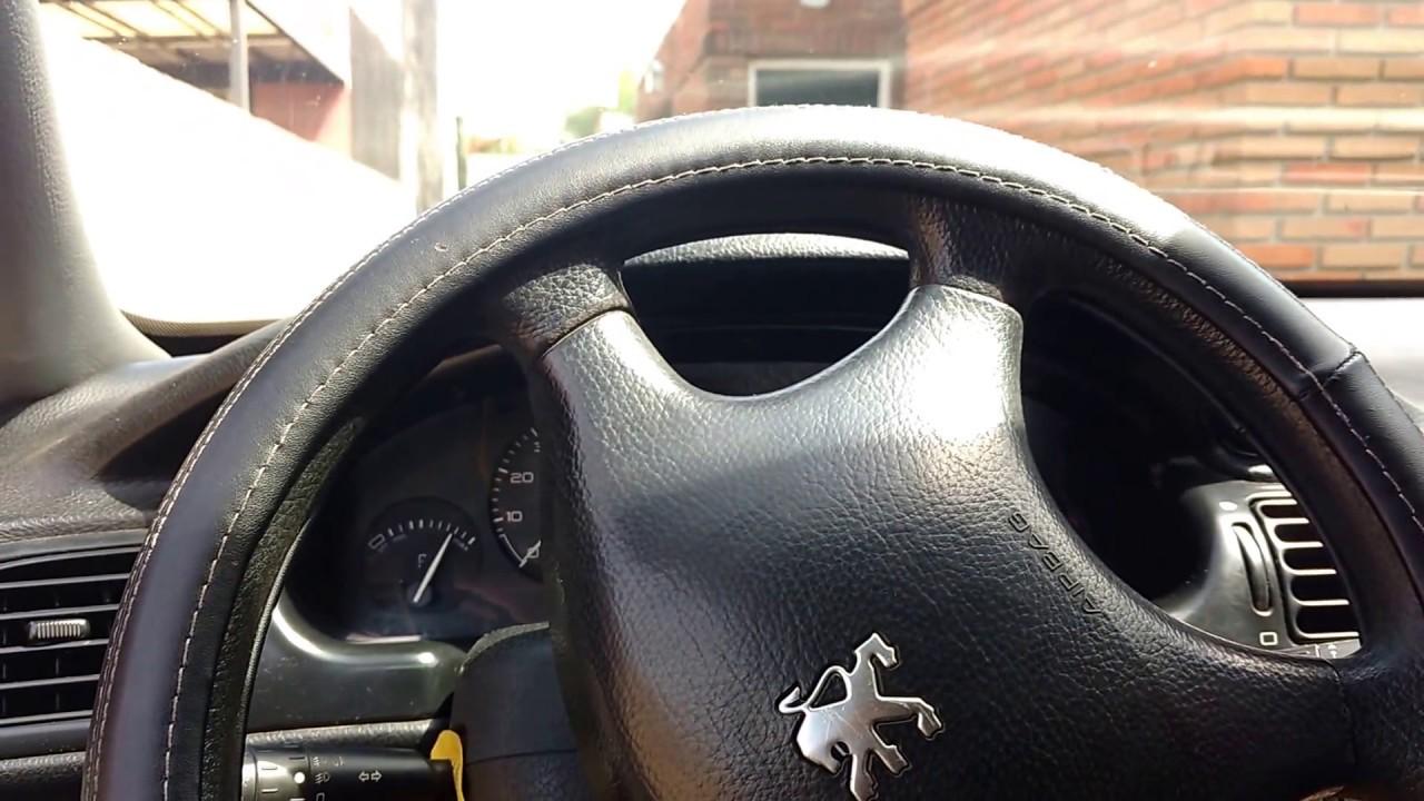 Peugeot 406 Sv 20 16v 1999 Youtube Motor Blower