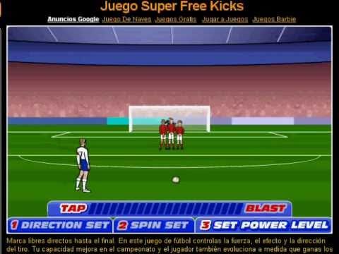 Juegos De Futbol Gratis Youtube