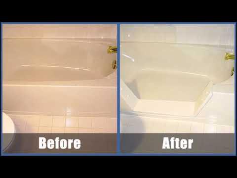 Bathroom Tub Refinish Service In Las Vegas Nv Mccarran Handyman Services