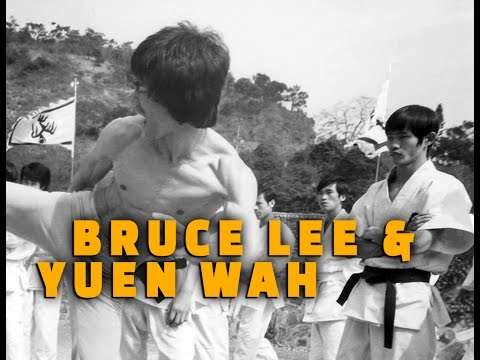 Bruce Lee's Only Body Double - Yuen Wah
