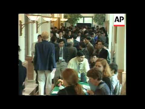 Conference on effects of chemical defoliant opens