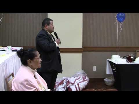 Rev. Fauike Fo'ufa'u Pahulu's 75th Birthday Celebration