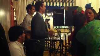 "Grupo ""A MI AIRE"" Feria de Sevilla 2012 2"