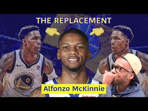ALFONZO McKINNIE IS THE TRUTH?! GOLDEN STATE WARRIORS NEWEST UNDRAFTED STAR! CONFIRMED!