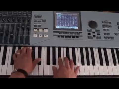 How to play Slow Acid by Calvin Harris on keyboards - Slow Acid Piano Tutorial - Synth