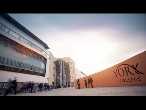 Get a taste of York College