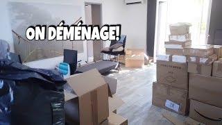 [WEEKLY VLOG] On déménage!