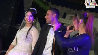 النجمة فيفى قمة الاحراج مع العريس وعروستة مع العالمى ايهاب الهطيل