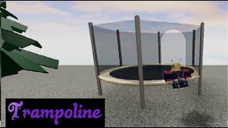 Trampoline - Shaed (ROBLOX Music Video)
